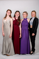 Hove Park School Prom at Pangdean Barn 2015